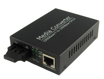 1000 base multimode media converter