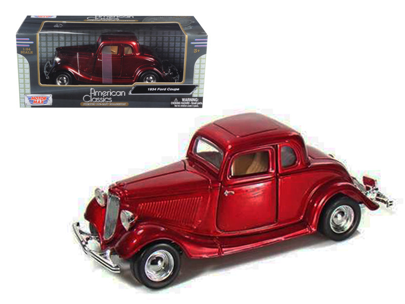 Diecast Model Cars wholesale toys dropshipper drop shipping 1934 ...