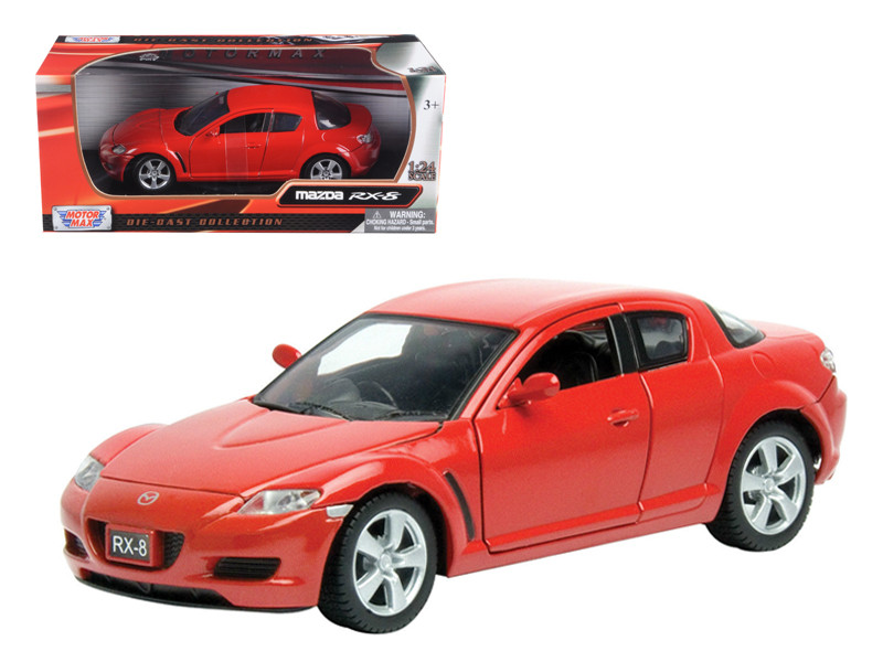 Diecast Model Cars wholesale toys dropshipper drop shipping Mazda RX ...