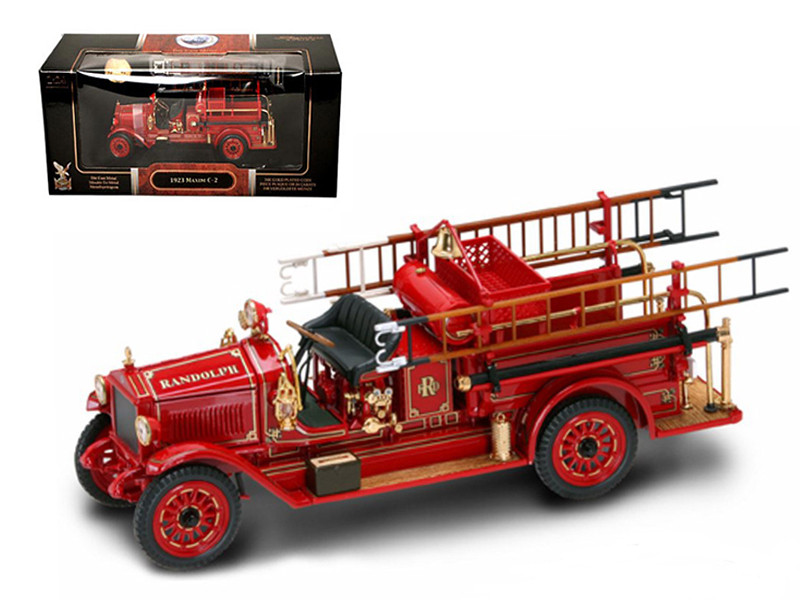 1923 Maxim C-2 Fire Truck 1/24 Diecast Model Car Road Signature 20119