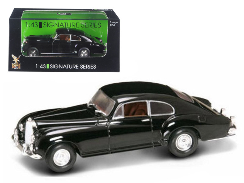 1954 Bentley R Type Black 1/43 Diecast Model Car by Road Signature