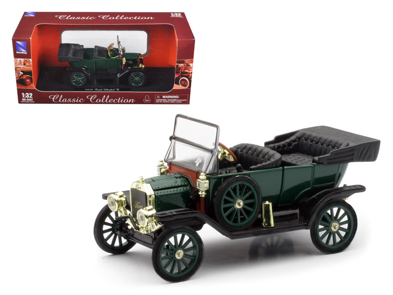 """1910 Ford Model T \Tin Lizzie\"""" 1/32 Diecast Model Car by New Ray"""""""""""""""