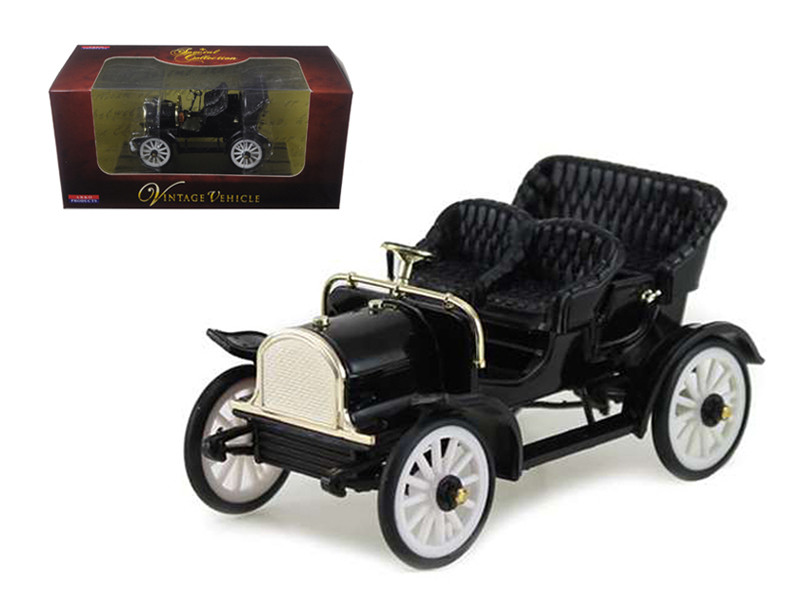 1904 Buick Black 1/32 Diecast Car Model Arko Products 60401