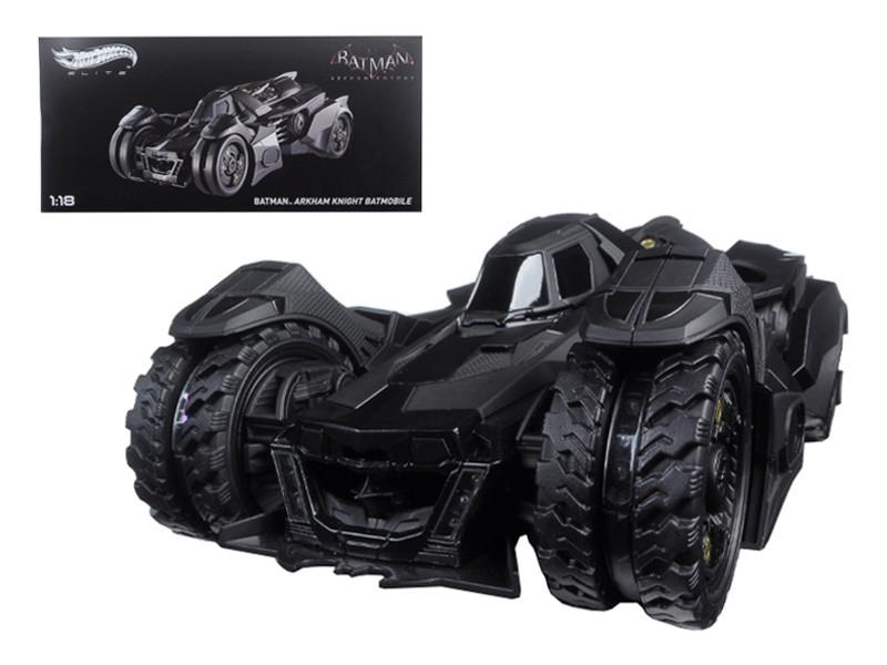 Batman Arkham Knight Batmobile Elite Edition 1/18 Diecast Model Car by Hotwheels