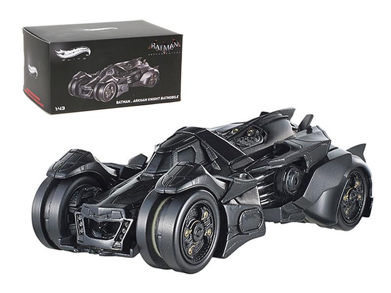 Batman Arkham Knight Batmobile Elite Edition 1/43 Diecast Car Model by Hotwheels