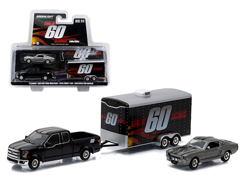 2015 Ford F-150 Pickup Truck and 1967 Custom Ford Mustang  Eleanor  with  sc 1 st  Diecastdropshipper & Diecast Model Cars wholesale toys dropshipper drop shipping 2015 ... markmcfarlin.com