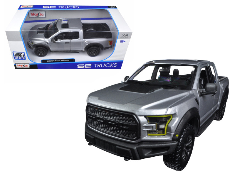 2017 Ford Raptor Pickup Truck Grey 1/24 Diecast Model Car Maisto 31266  sc 1 st  Diecastdropshipper & Diecast Model Cars wholesale toys dropshipper drop shipping 2017 ... markmcfarlin.com