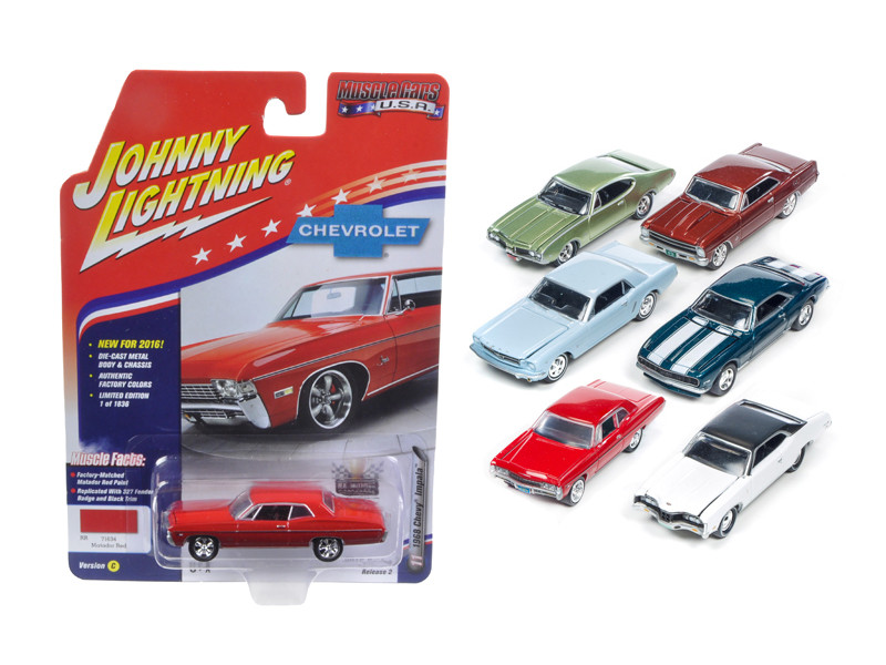 Diecast Model Cars wholesale toys dropshipper drop shipping Muscle ...