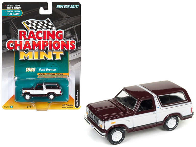 1980 Ford Bronco Maroon with White Limited to 1800pc Worldwide Hobby Exclusive 1/64 Diecast  sc 1 st  Diecastdropshipper & FORD MODELS - Page 1 - www.diecastdropshipper.com markmcfarlin.com