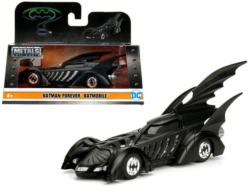 1995 Batman Forever Batmobile 1/32 Diecast Model Car Jada 98717