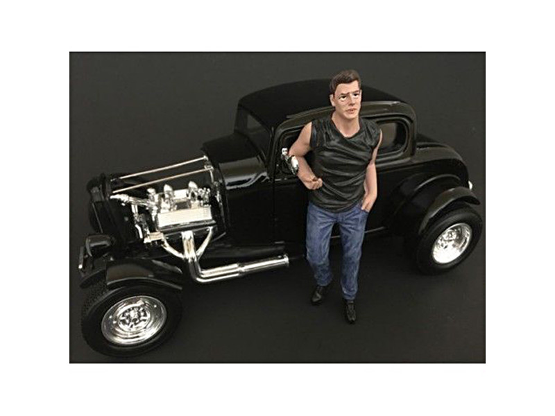 50's Style Figure III for 1:18 Scale Models American Diorama 38153
