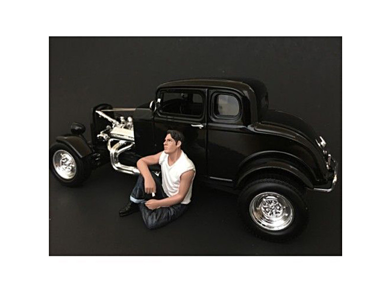 50's Style Figure V for 1:18 Scale Models American Diorama 38155