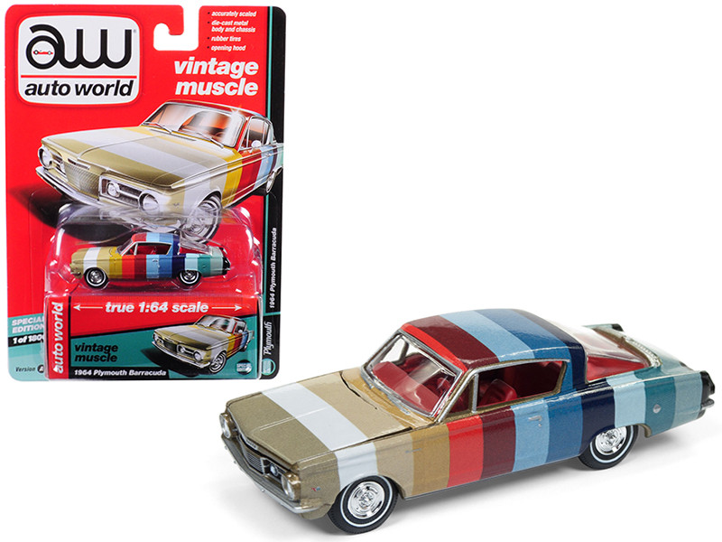 Diecast Model Cars wholesale toys dropshipper drop shipping 1964 ...