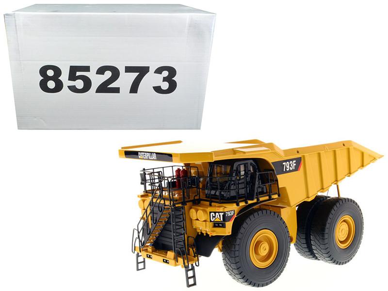 CAT Caterpillar 793F Mining Truck with Operator High Line Series 1/50 Diecast Model Diecast Masters 85273
