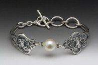 Verona Bracelet With Pearl