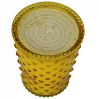 Meyer Lemon Hobnail Candle