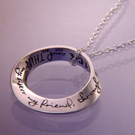My Sister My Friend Necklace