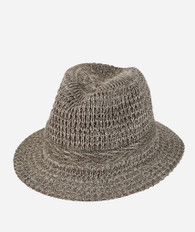 Women's Knit Fedora