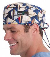 Scrub Med Surgeons Cap