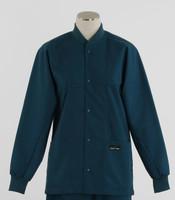 Scrub Med ROM Lab Jacket Spruce