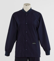 Scrub Med ROM Lab Jacket Twilight (ScrubLite)