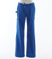 Koi Womens Scrub Pants Lindsey Cut Royal - Tall
