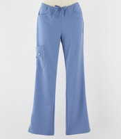 Greys Anatomy Signature Line Womens Scrub Pants Ciel - Tall