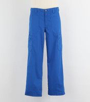 Carhartt Mens Scrub Pants with Multi Cargo Pockets Royal - Short