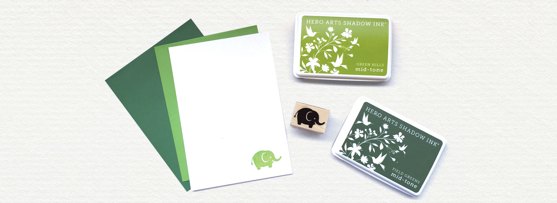 Hero Arts Stamps Ink Pads Die Cutting