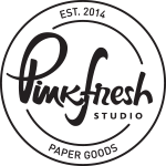 Pinkfresh Studio Paper Stickers Stamps