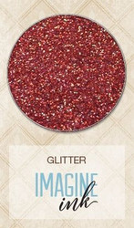 Blue Fern Imagine Ink Glitter Phoenix