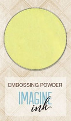 Blue Fern Embossing Powder Buttercup