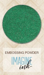 Blue Fern Embossing Powder Clover