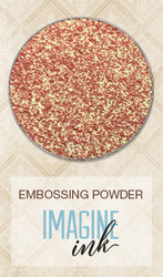 CHESTERVILLE Blue Fern Studio Embossing Powder Red Skies