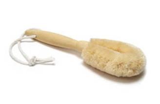 """JUTE BRUSH Bikini brush 7"""""""
