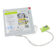 Zoll Stat Padz II Single For AED Plus and AED Pro