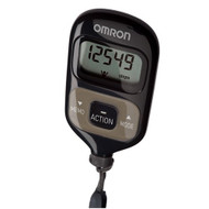 Omron Walking Style III Step Counter / Pedometer - Black