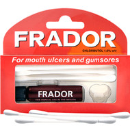 Frador Mouth Ulcer Gel
