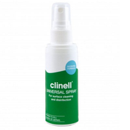 Clinell Surface Sanitiser Alcohol-Free 60ml Pump