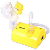 Omron CompAIR NE-C801KD Kids Nebuliser - Adapts to child's breathing pattern for increased medication intake