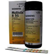 Siemens Multistix 8 SG Urinalysis Test Strips