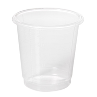 Medicine Measuring Cup 30ml, Graduated, Clear plastic