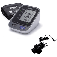 Omron M6 AC BP Monitor with Power Adapter, HEM-7322-E
