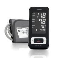 Omron MIT Elite Plus BP Monitor - Black