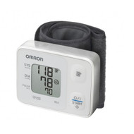 Omron RS2 Blood Pressure Monitor with integrated cuff  to be worn around the wrist
