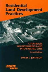 Residential Land Development Practices