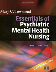 Essentials Of Psychiatric Mental Health Nursing - Mary Townsend