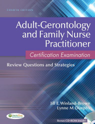Adult-Gerontology And Family Nurse Practitioner Certification Examination