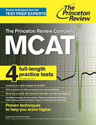 Princeton Review Complete Mcat