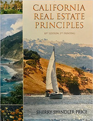 California Real Estate Principles by Sherry Shindler Price